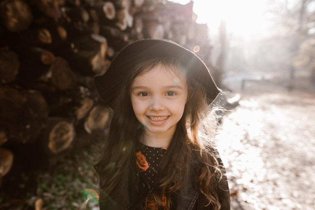 LITTLE GIRL - lifestyle photography session delemere forest