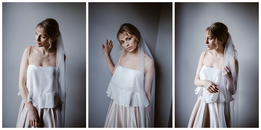 image of three women - alternative wedding photographer manchester