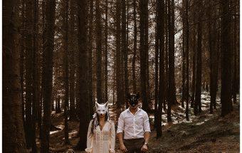 >> A Lake District elopement // Lake District wedding photographer <<