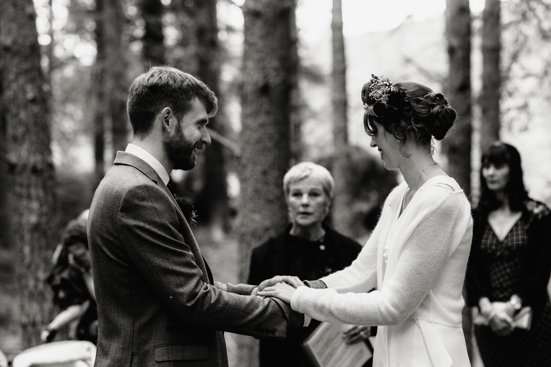 Scotland wedding Scottish highlands elopement