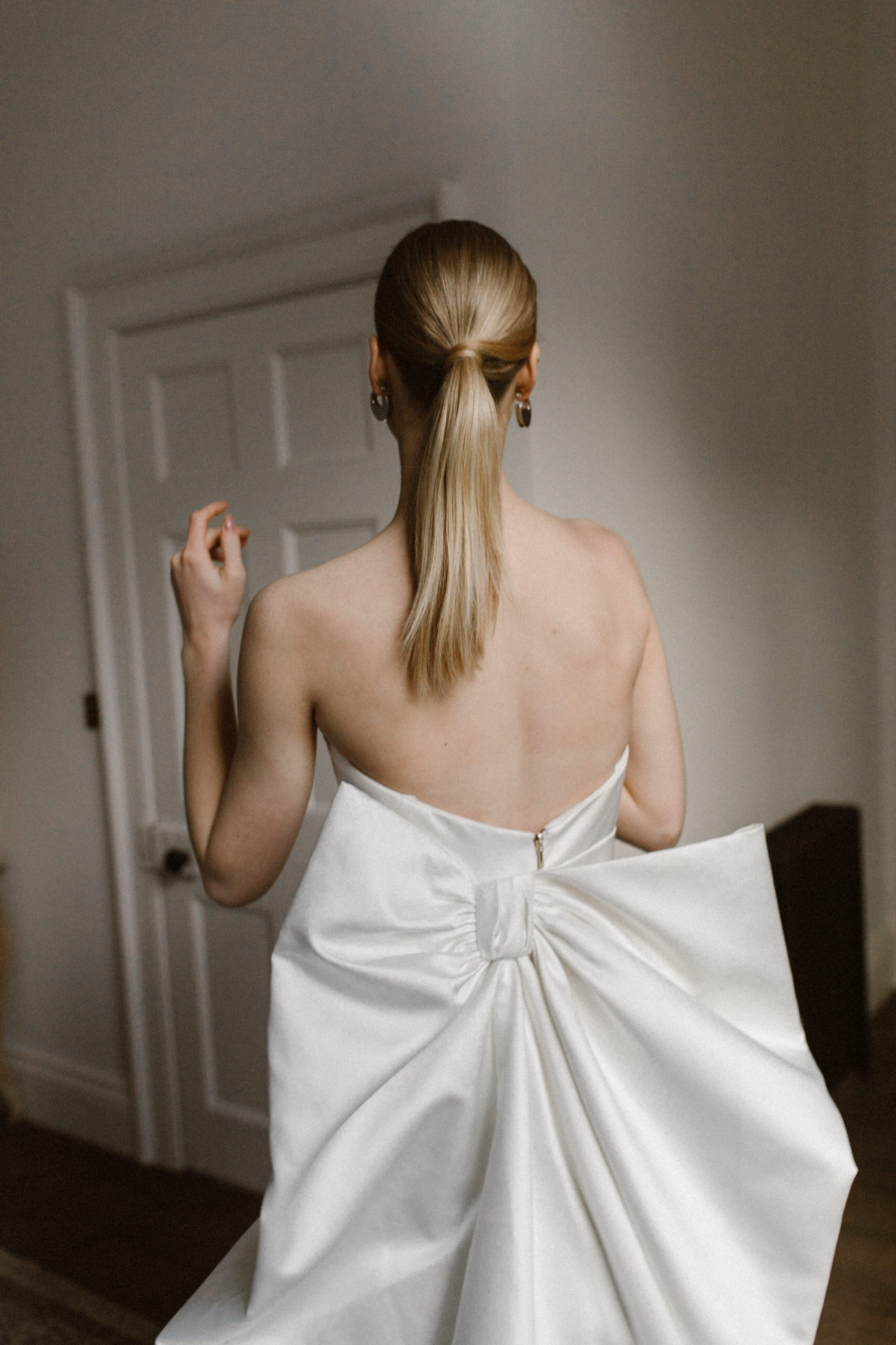 victor and Rolf London wedding photography Dress